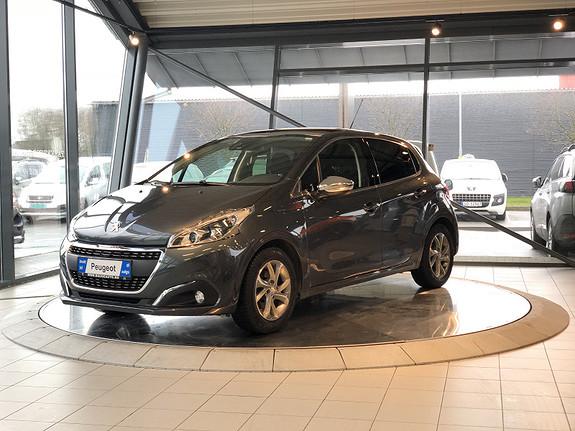 Peugeot 208 Allure 1,2 PureTech 82hk  2017, 44500 km, kr 145000,-