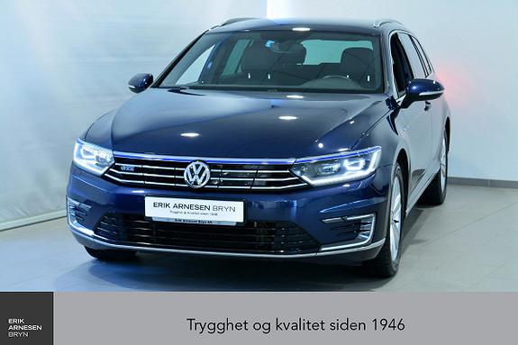 Volkswagen Passat GTE PLUG-IN HYBRID *KAMPANJE*  2017, 25900 km, kr 289900,-