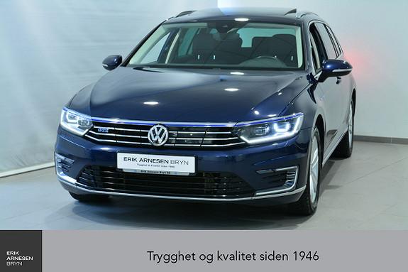 Volkswagen Passat GTE PLUG-IN HYBRID *KAMPANJE*  2017, 44400 km, kr 289900,-