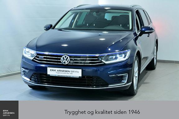 Volkswagen Passat GTE PLUG-IN HYBRID *KAMPANJE*  2017, 35400 km, kr 299900,-