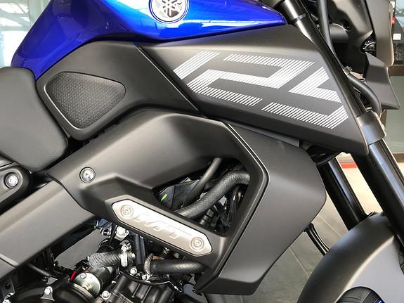 Bilbilde: Yamaha MT-125