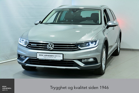 Volkswagen Passat Alltrack 2,0 BiTDI 240hk 4M DSG Exclusive *KAMPANJE*  2017, 57200 km, kr 459900,-