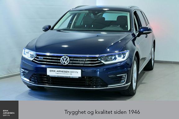Volkswagen Passat GTE PLUG-IN HYBRID *KAMPANJE*  2017, 58000 km, kr 299900,-