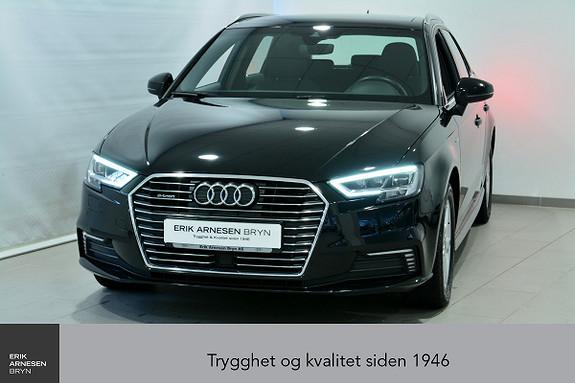 Audi A3 E-TRON PLUG-IN HYBRID *KAMPANJE*  2017, 45990 km, kr 239900,-