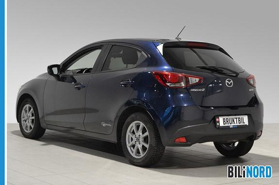 Bilbilde: Mazda 2