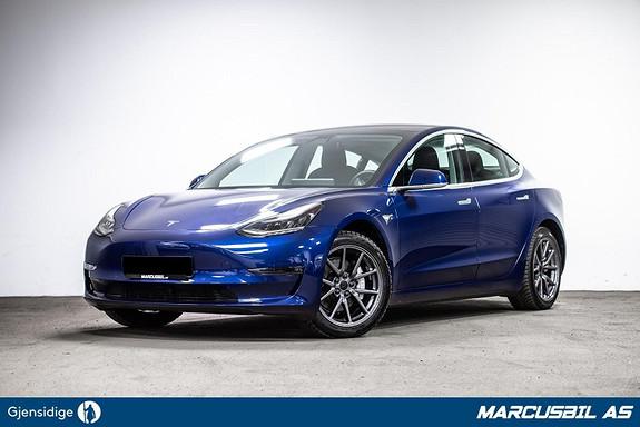 Tesla Model 3 LR AWD AP/HIFI/VINTER/  2019, 19000 km, kr 459999,- image
