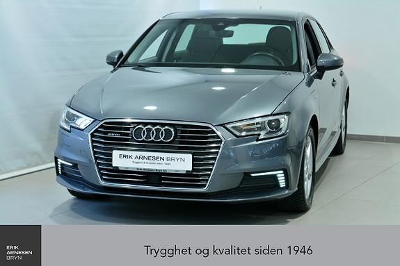 Audi A3 E-TRON PLUG-IN HYBRID *KAMPANJE*  2017, 33300 km, kr 239900,-