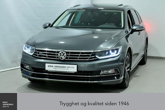 Volkswagen Passat 2,0 TSI 280hk Highline 4MOTION DSG *KAMPANJE*  2017, 48600 km, kr 479900,-
