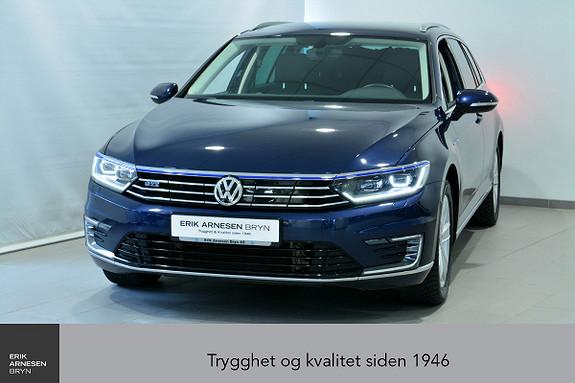 Volkswagen Passat GTE PLUG-IN HYBRID *KAMPANJE*  2017, 23600 km, kr 289900,-