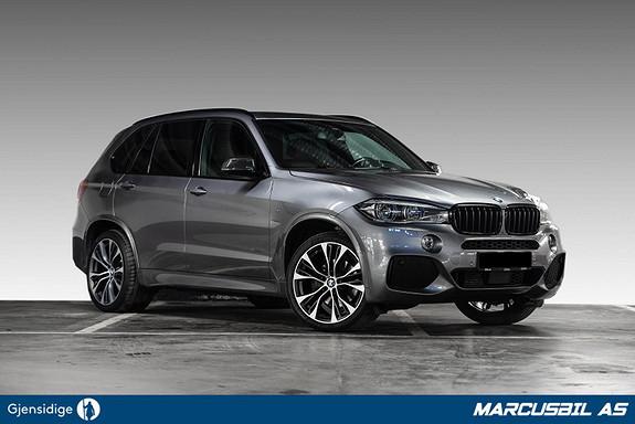 BMW X5 40d 313HK LOADED! 1 eier, service avtale MÅ SEES!  2017, 87429 km, kr 839000,- image