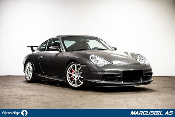 Porsche 911 GT3 MKII NORGES! RÅESTE! innbytte! Ekstremt påkostet!  2004, 104000 km, kr 899000,- image