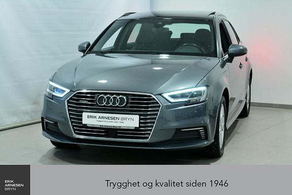 Audi A3 E-TRON PLUG-IN HYBRID *KAMPANJE*  2017, 29990 km, kr 229900,-