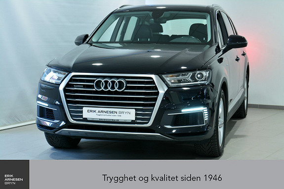 Audi Q7 E-TRON 3,0 TDI V6 373HK HYBRID *KAMPANJE*  2017, 73000 km, kr 629900,-