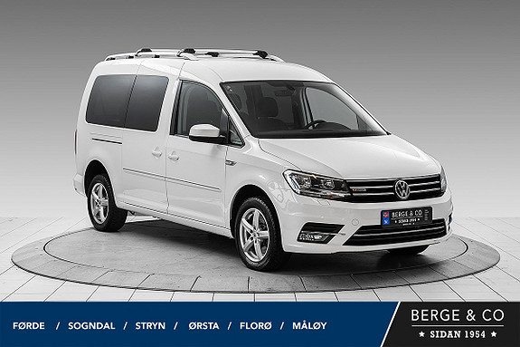 Volkswagen – Caddy Maxi