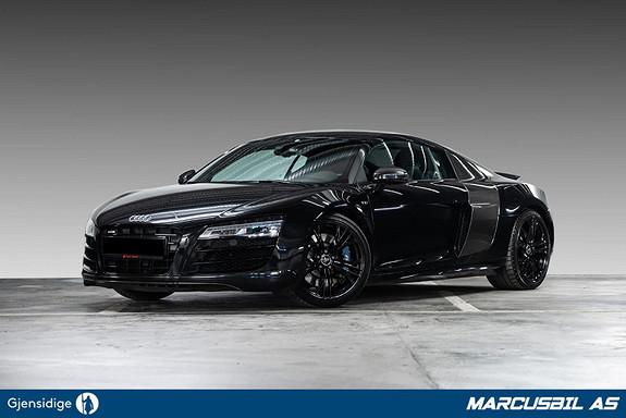 Audi R8 V10 550HK, Akrapovic ,Carbon, LOADED, MÅ SEES!  2012, 36846 km, kr 1049000,- image