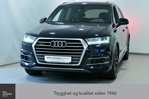 Audi Q7 3,0 TDI 211hk quattro tiptronic 7-seter *KAMPANJE*  2016, 59200 km, kr 689900,-