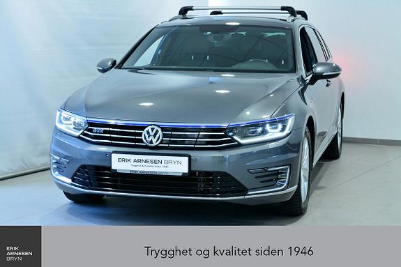 Volkswagen Passat GTE PLUG-IN HYBRID *KAMPANJE*  2017, 49100 km, kr 299900,-