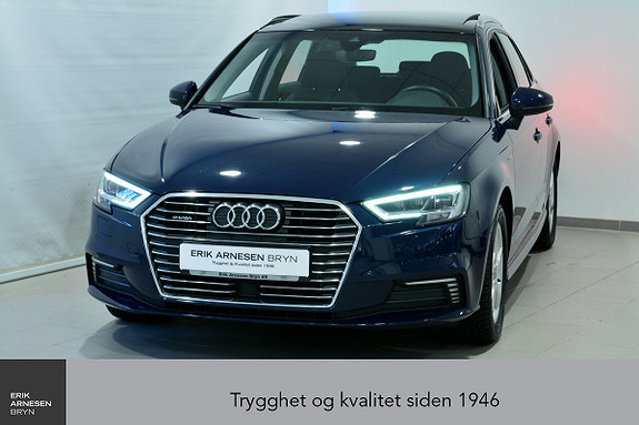 Audi A3 E-TRON PLUG-IN HYBRID *KAMPANJE*  2017, 28500 km, kr 249900,-