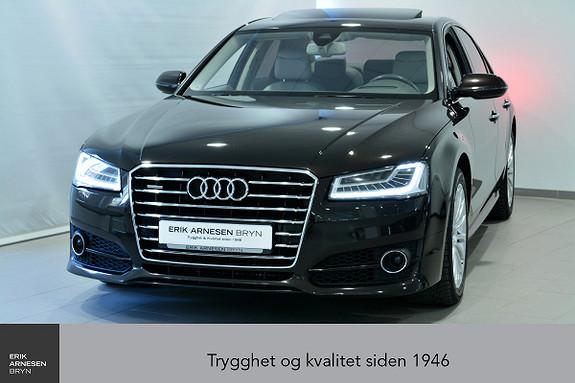 Audi A8 4,0 TFSI V8 quattro tiptronic *KAMPANJE*  2016, 62000 km, kr 859900,-