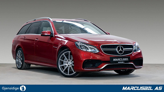 Mercedes-Benz E63 AMG/4-MATIC/WEBASTO/HARMAN-KARDON  2014, 159100 km, kr 589999,- image