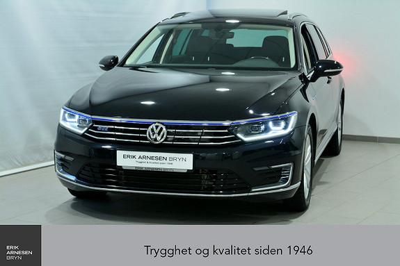 Volkswagen Passat GTE PLUG-IN HYBRID *KAMPANJE*  2017, 42616 km, kr 319900,-