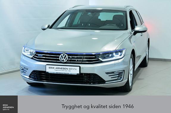 Volkswagen Passat GTE PLUG-IN HYBRID *KAMPANJE*  2017, 28700 km, kr 299900,-