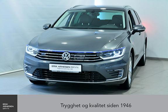 Volkswagen Passat GTE PLUG-IN HYBRID *KAMPANJE*  2017, 42000 km, kr 289900,-