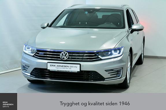 Volkswagen Passat GTE PLUG-IN HYBRID  Head-up, Active info, + + +*KAMPANJ  2017, 45900 km, kr 319900,-