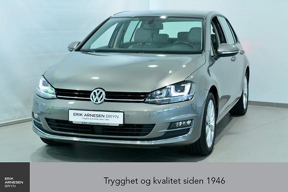Volkswagen Golf 1,4 TSI 150hk Highline DSG *KAMPANJE*  2016, 49595 km, kr 209900,-
