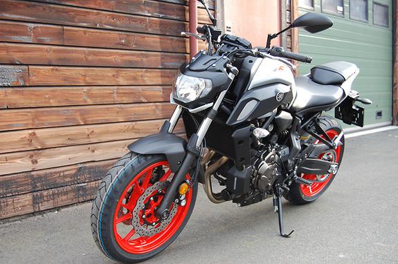 Bilbilde: Yamaha MT-07