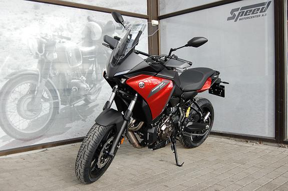 Bilbilde: Yamaha Tracer 700