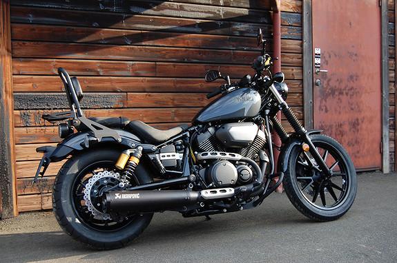 Bilbilde: Yamaha XV950R
