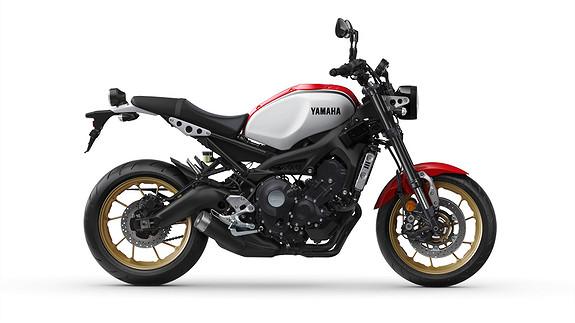 Bilbilde: Yamaha XSR900 80black