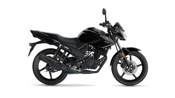 Bilbilde: Yamaha YS 125