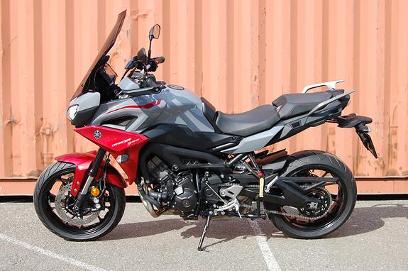 Bilbilde: Yamaha Tracer 900