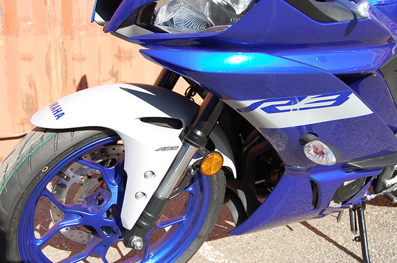Bilbilde: Yamaha YZF-R3
