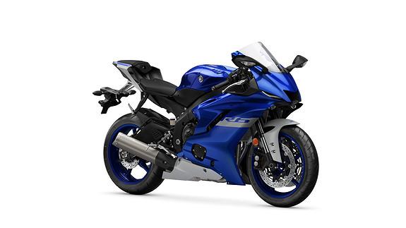 Bilbilde: Yamaha YZF-R6