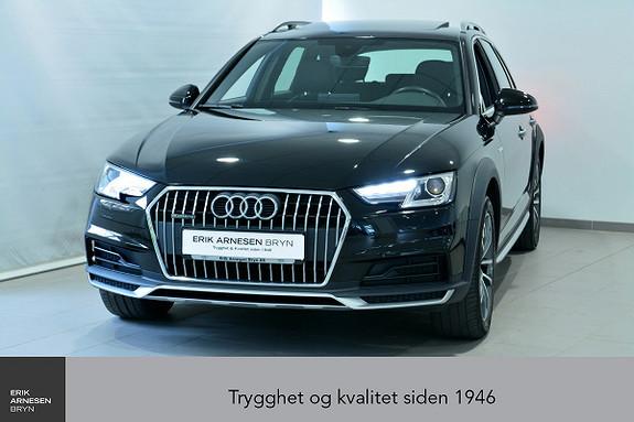Audi A4 allroad 2.0 TDI 190hk quattro aut *KAMPANJE*  2017, 45100 km, kr 439900,-