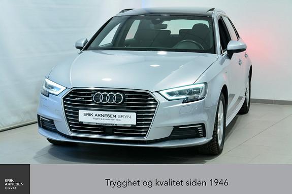 Audi A3 E-TRON PLUG-IN HYBRID *KAMPANJE*  2017, 32428 km, kr 239900,-