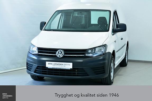 Volkswagen Caddy 2,0 TDI 102hk *KAMPANJE*  2017, 46850 km, kr 145900,-