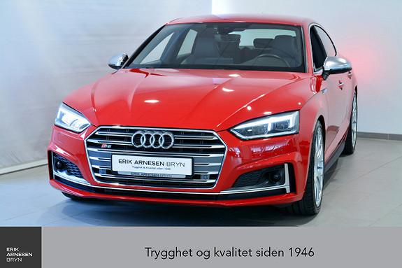 Audi S5 Sportback 3,0 TFSI quattro aut *KAMPANJE*  2017, 36250 km, kr 699900,-