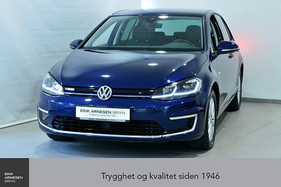 Volkswagen Golf E-golf 136 hk *KAMPANJE*  2018, 25515 km, kr 259900,-