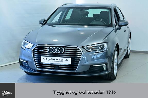 Audi A3 E-TRON PLUG-IN HYBRID *KAMPANJE*  2017, 34800 km, kr 249900,-