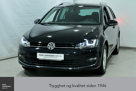 Volkswagen Golf 1,2 TSI 110hk Highline DSG *KAMPANJE*  2016, 28500 km, kr 184900,-