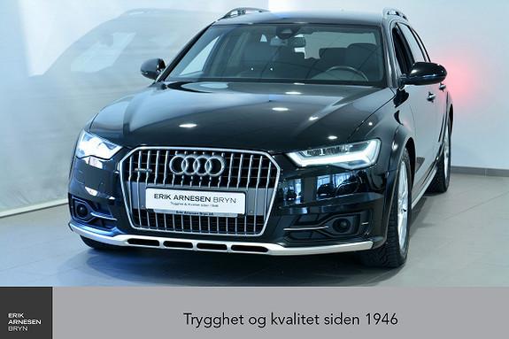 Audi A6 allroad quattro 3.0 TDI V6 190hk S tronic *KAMPANJE*  2016, 45990 km, kr 519900,-