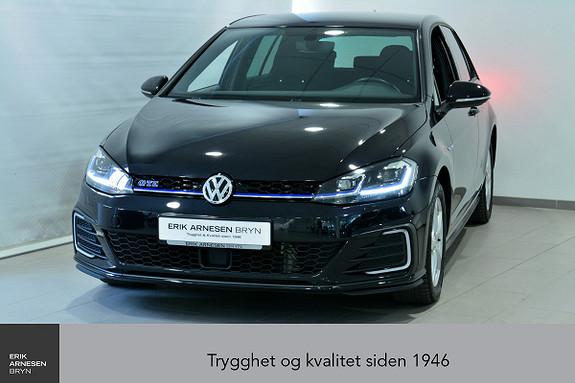 Volkswagen Golf GTE PLUG-IN HYBRID *KAMPANJE*  2018, 44200 km, kr 239900,-