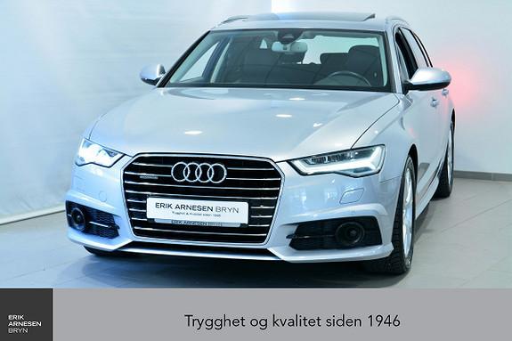 Audi A6 Avant 2,0 TDI 190hk quattro S tronic *KAMPANJE*  2017, 45700 km, kr 449900,-