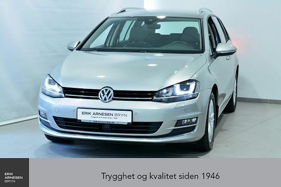 Volkswagen Golf 1,2 TSI 110hk Highline DSG Krok, Navi + + +*KAMPANJE*  2017, 68100 km, kr 199900,-