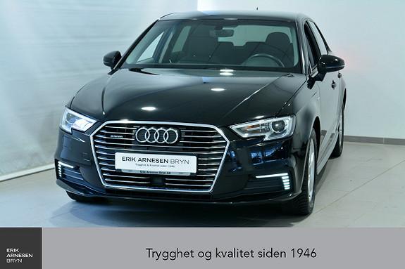 Audi A3 E-TRON PLUG-IN HYBRID *KAMPANJE*  2017, 63800 km, kr 209900,-