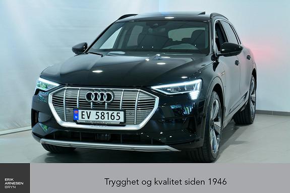 Audi e-tron 55 limited mythossort *KAMPANJE*  2019, 18758 km, kr 749900,-